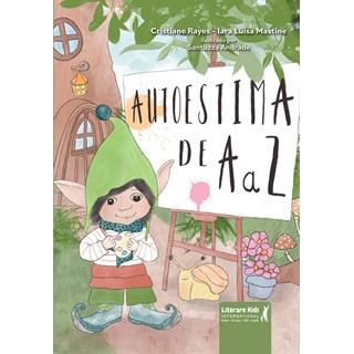 Livro Autoestima de A a Z - Mastine - Literare Books