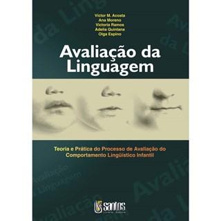 Livro - Avaliação da Linguagem - Acosta, V. M
