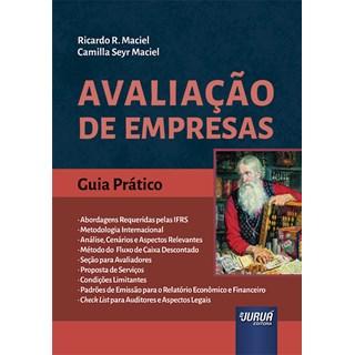 Livro - Avaliação de Empresas - Maciel - Juruá