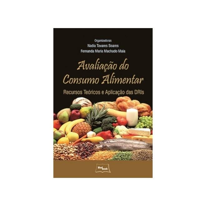 Livro - Avaliação do Consumo Alimentar - Soares