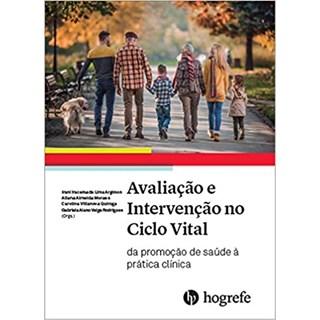 Livro - Avaliação e Intervenção no Ciclo Vital - Argimon - Hogrefe