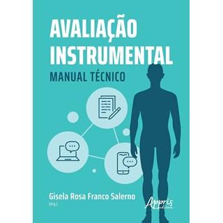 Livro Avaliação Instrumental - Salerno - Appris