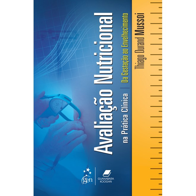Livro - Avaliação Nutricional na Prática Clínica - Mussoi