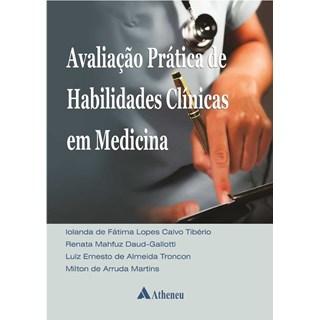 Livro - Avaliação Prática de Habilidades Clínicas em Medicina - Tibério
