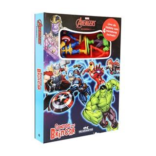 Livro Avengers: Contos Para Brincar - Marvel - Melhoramentos