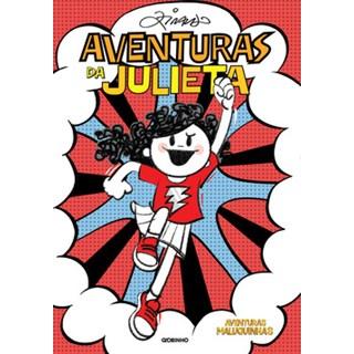 Livro - Aventuras da Julieta - Ziraldo - Globinho