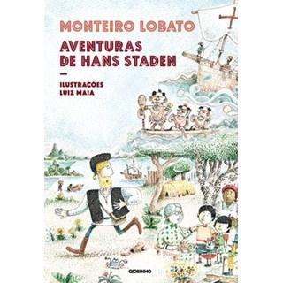 Livro - Aventuras de Hans Staden - Lobato - Globinho