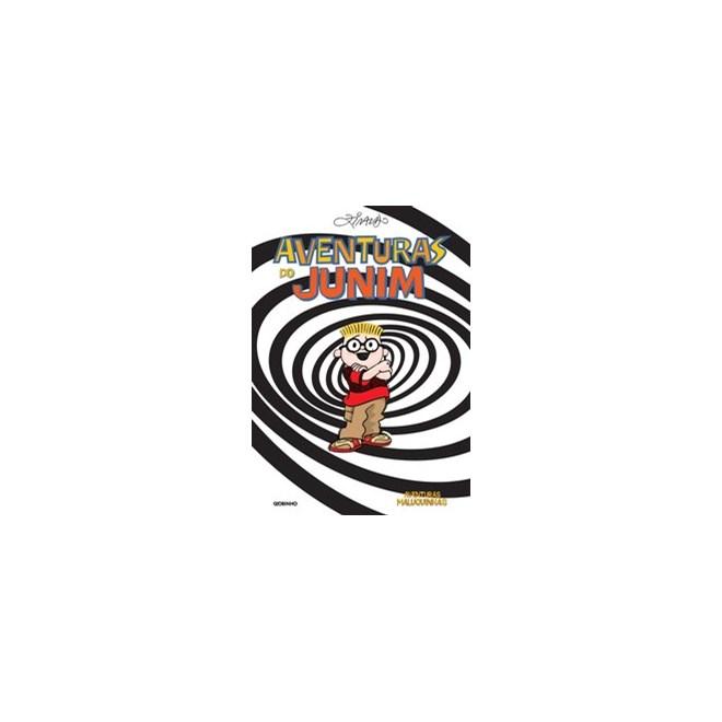 Livro - Aventuras de Junim - Ziraldo 1º edição