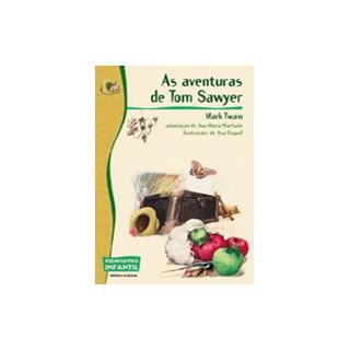 Livro - Aventuras de Tom Sawyer - Coleção Reencontro Infantil - Twain