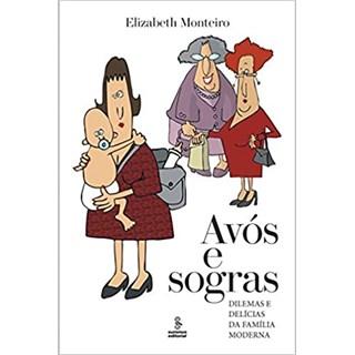 Livro - Avós e Sogras - Monteiro - Summus