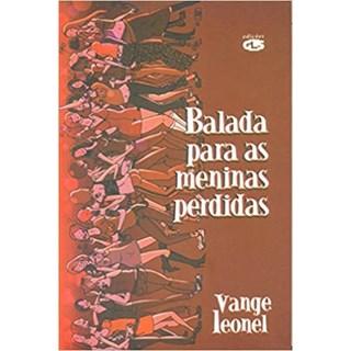 Livro - Balada para as Meninas Perdidas - Leonel - Edições GLS