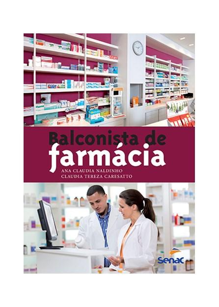 Livro - Balconista de Fármacia - Naldinho
