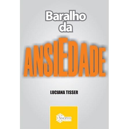 Livro - Baralho da Ansiedade - Tisser 1ª edição