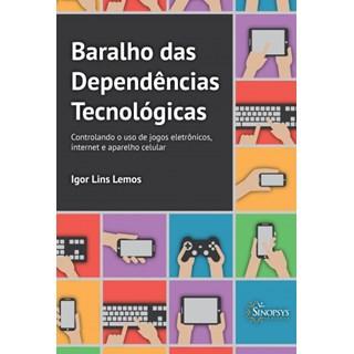 Livro - Baralho das Dependências Tecnológicas - Lemos