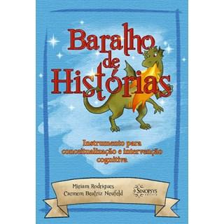 Livro - Baralho de História: Instrumento para Conceitualização e Intervenção Cognitiva - Rodrigues