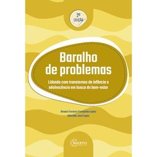 Livro - Baralho de Problemas: Lidando com Transtornos da Infância em Busca do Bem-Estar - Lopes