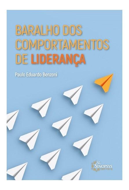 Livro - Baralho dos Comportamentos de Liderança -  Benzoni 1ª edição