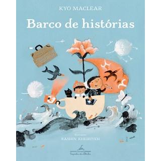 Livro Barco de Histórias - Maclear - Companhia das Letrinhas