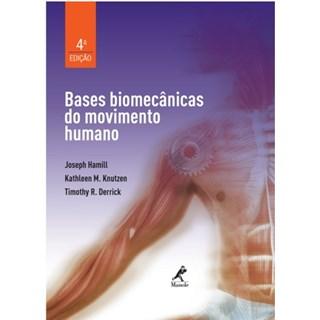 Livro - Bases Biomecânicas do Movimento Humano - Hamill