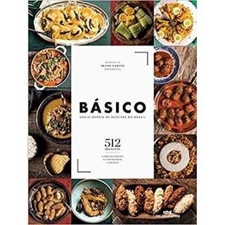 Livro - Básico: Enciclopédia de Receitas do Brasil - Instituto Brasil
