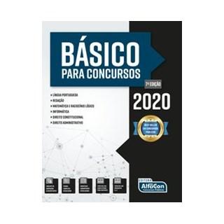 Livro - Básico para Concursos - Equipe Alfacon 7º edição