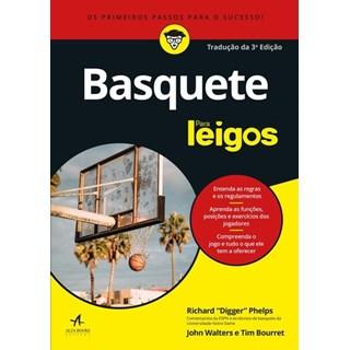Livro - Basquete Para Leigos - Bourret
