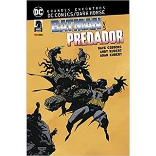 Livro - Batman Vs Predador -GIBBONS