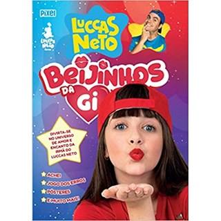 Livro - Beijinhos da Gi - neto