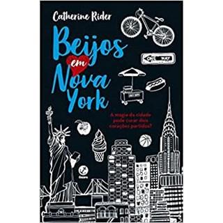 Livro - Beijos em Nova York - Rider - Galera