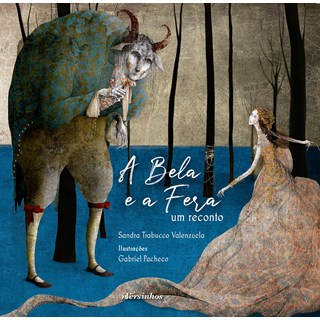 Livro Bela e a Fera, A - Valenzuela - Nversos