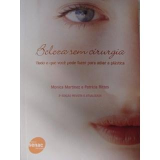 Livro - Beleza sem Cirurgia - Martinez