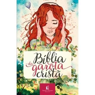 Livro - Bíblia da Garota Cristã - Thomas Nelson