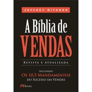 Livro - Biblia De Vendas, A - Gitomar