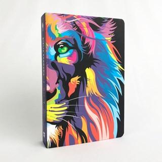 Livro - Bíblia NVT LG ST - Lion Color