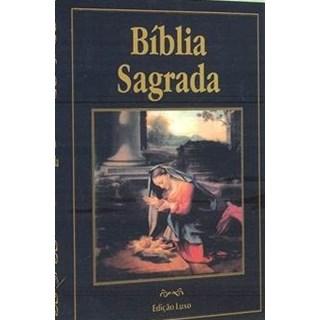 Livro - Bíblia Sagrada ( + DVD O Mundo Entre Dois Papas) - Figueiredo