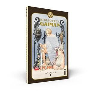 Livro Biblioteca Gaiman - Gaiman - Intrínseca