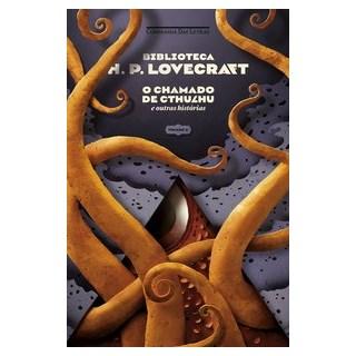 Livro - Biblioteca Lovecraft - Vol. 1 - Lovecraft 1º edição