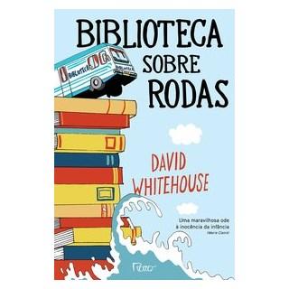 Livro - Biblioteca sobre rodas - Whitehouse 1º edição