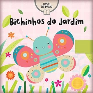 Livro - Bichinhos do Jardim - Libris