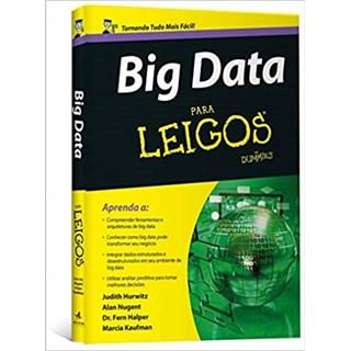 Livro - Big Data Para Leigos - Hurwitz