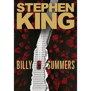 Livro Billy Summers - Stephen King - Suma