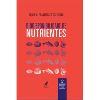 Livro - Biodisponibilidade de Nutrientes - Cozzolino