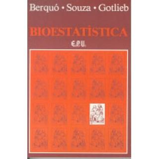 Livro - Bioestatística - Berquó