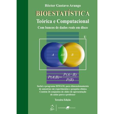 Livro - Bioestatística-Teórica e Computacional - Arango