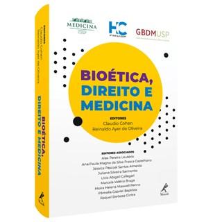 Livro - Bioética, Direito e Medicina - Cohen