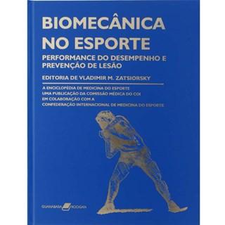 Livro - Biomecânica no Esporte Performance do Desempenho e Prevenção de Lesão - Zatsiorsky