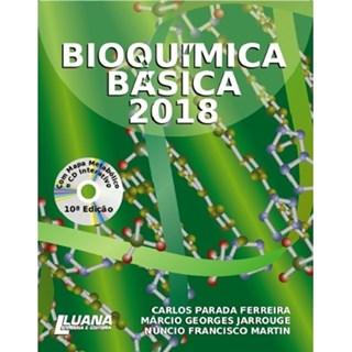 Livro - Bioquímica Básica 2018 - Ferreira