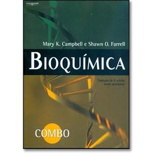 Livro - Bioquímica - Combo - Campbell