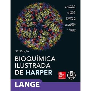 Livro Bioquímica Ilustrada de Harper (Lange) - Rodwell - McGraw