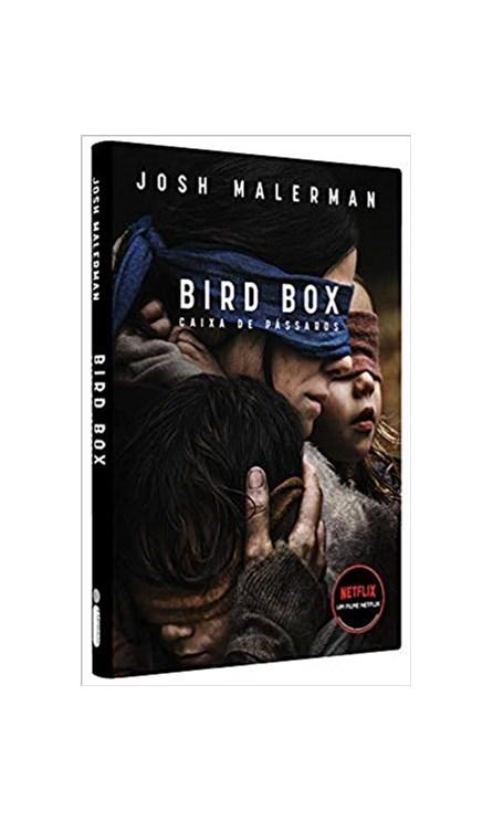 Livro - Bird Box - Caixa de Pássaros - Malerman